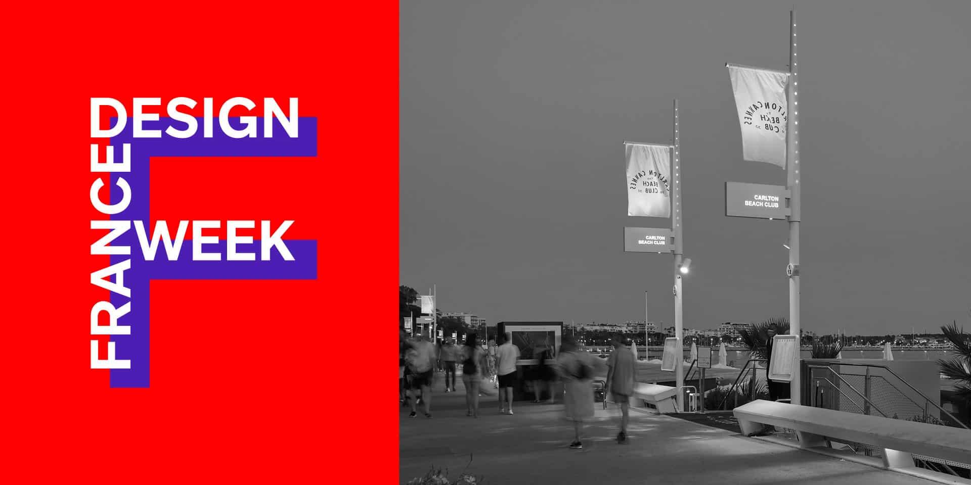 Actu Croisette France Design Week