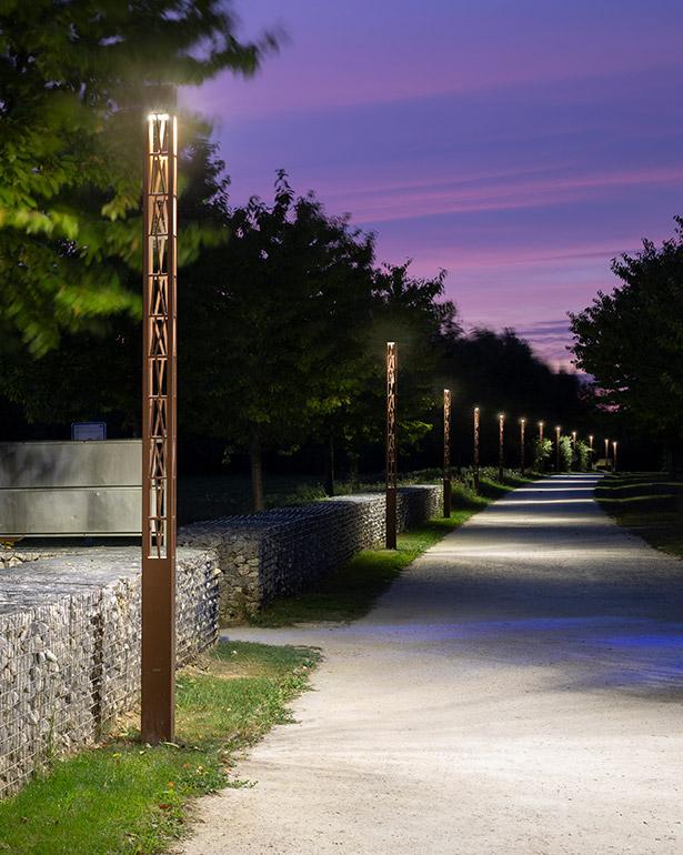 Mont-Evrin park