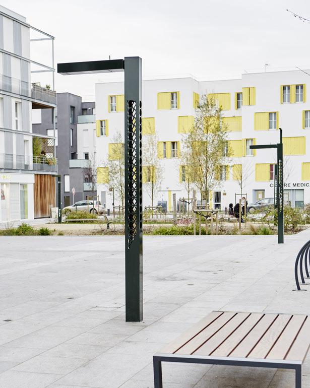 Quartier Camille Claudel, Paris-Saclay
