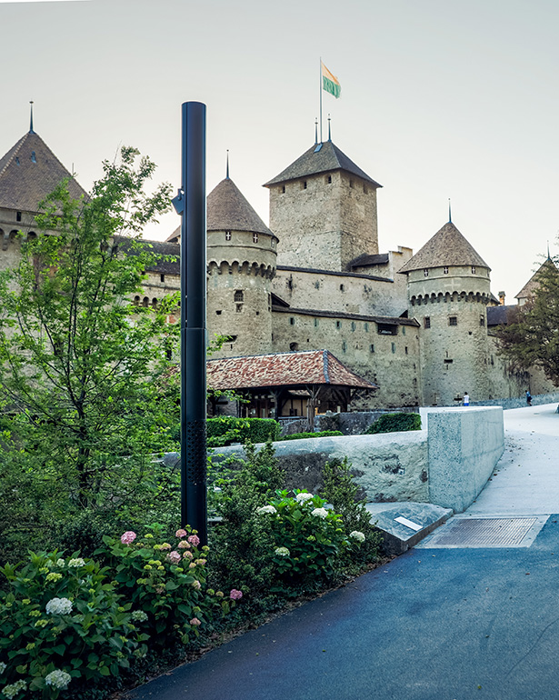 Chillon™ castle
