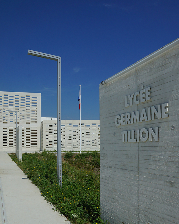 Germaine Tillion High School
