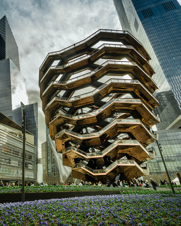 Hudson Yards Plaza