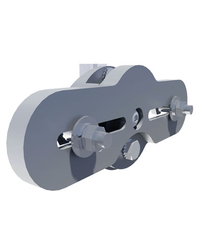 Universal mounting bracket for projectors