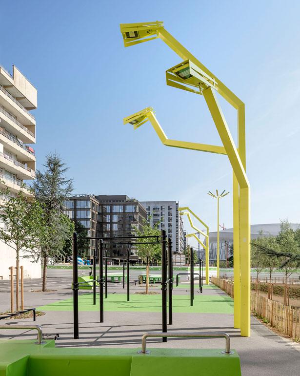 Croissant urban area